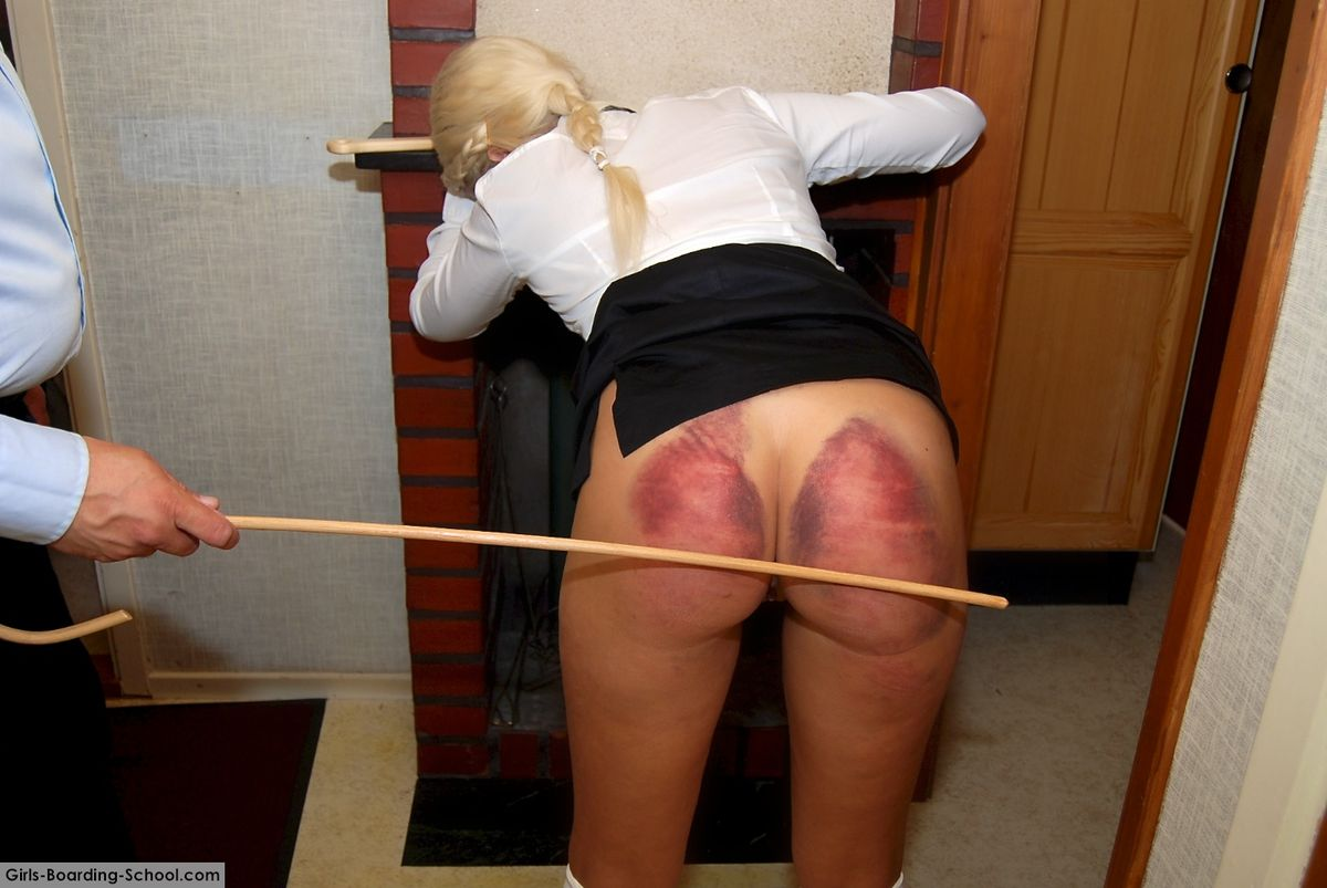 Russian women caned and fucked