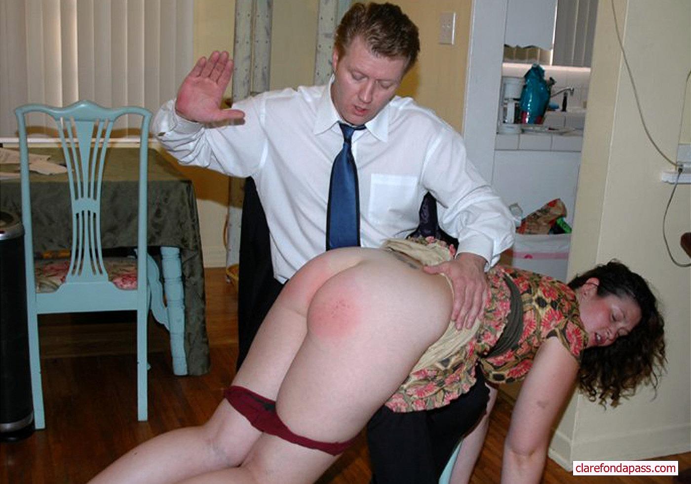 Free Erotic Spanking Pic
